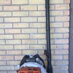 Lehtipuhallin (polttomoottori)